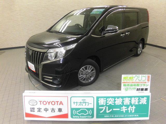 トヨタ エスクァイア Gi ブラックテーラード アイドリングストップ スマートキ-