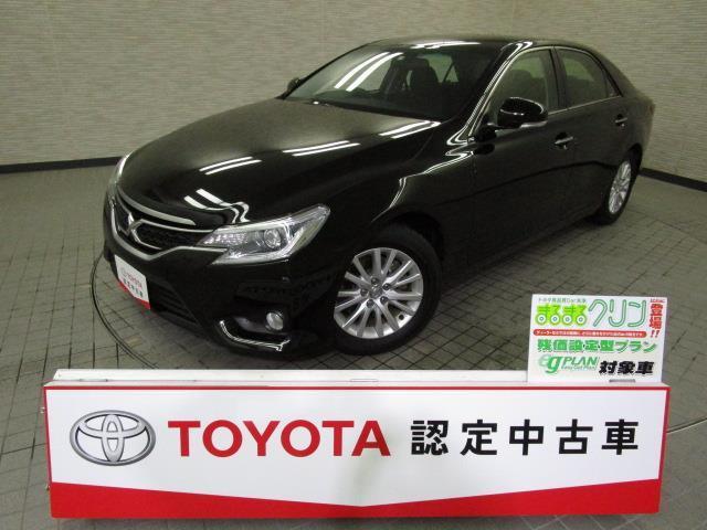 トヨタ マークX 250G スマートキ- イモビライザー メモリーナビ DVD