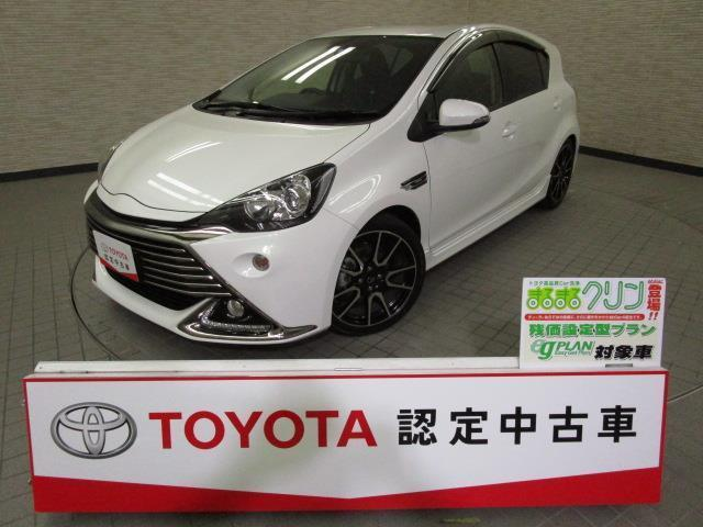 トヨタ G G's スマートキ- メモリーナビ フルセグ ETC