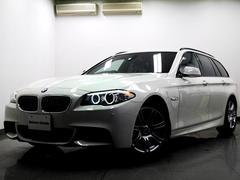 BMW523iツーリング Mスポーツパッケージ純正ナビパドルシフト