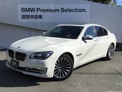BMWアクティブハイブリッド7認定保証HDDナビ地デジサンルーフ