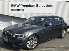 BMW118i MスポーツパッケージLEDライトHDDナビ純正AW