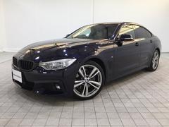 BMW435iグランクーペMスポーツ認定保証LEDヘッドACC白革
