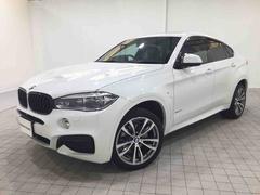 BMW X6xDrive 35i Mスポーツ認定保証セレクトPKG黒革