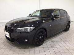 BMW118i Mスポーツ エディションシャドー限定車茶革ACC