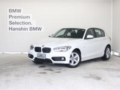 BMW118i スポーツPサポインテリセーフティクルコンLED