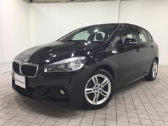BMW218iアクティブツアラーMスポーツLEDライト黒レザETC