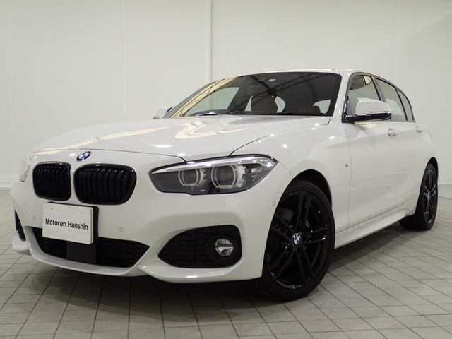 BMW 118i Mスポーツ エディションシャドー限定車ACCETC