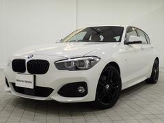 BMW118i Mスポーツ エディションシャドー限定車ACCETC