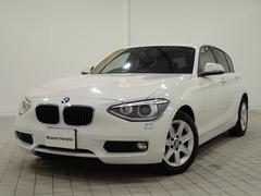BMW116i 認定保証HDDナビPサポMコレクション純正AW