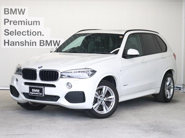 BMW xDrive 35d Mスポーツ認定保証LEDセレクトPKG