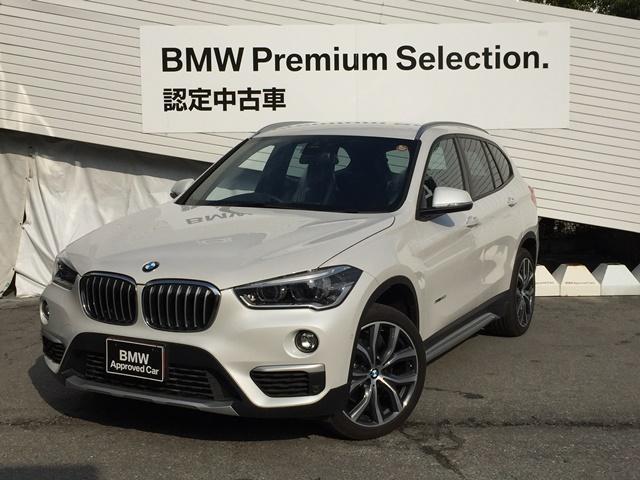 BMW xDrive20i xライン認定保証黒革シートヒータ19AW