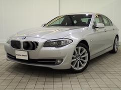 BMW528i認定保証サンルーフ18AW1オーナー4気筒キセノン