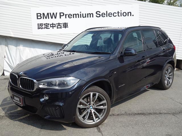 BMW xDrive 35d Mスポーツ認定保証LEDセレクトP