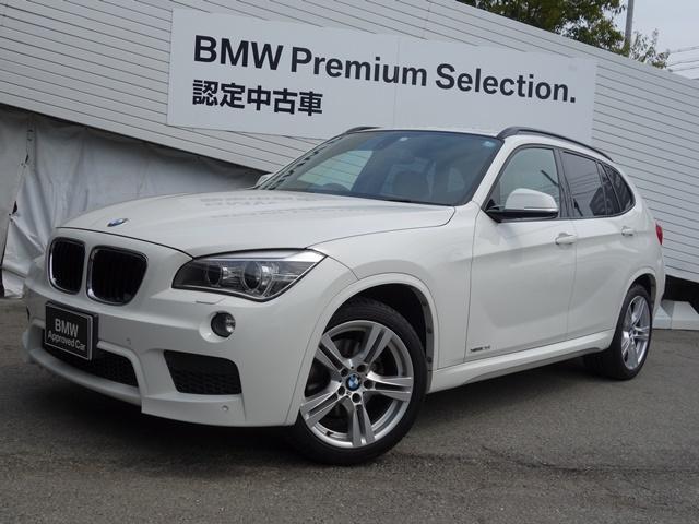 BMW xDrive 28i Mスポーツ認定保証純正ナビベージュ革