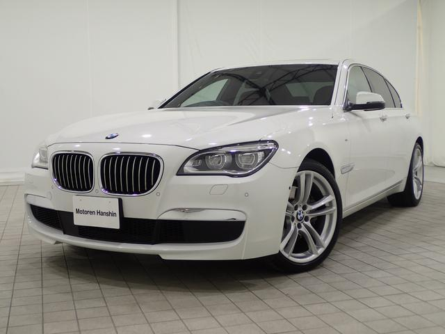 BMW 740iエクスクルーシブスポーツ認定保証30台限定ACC