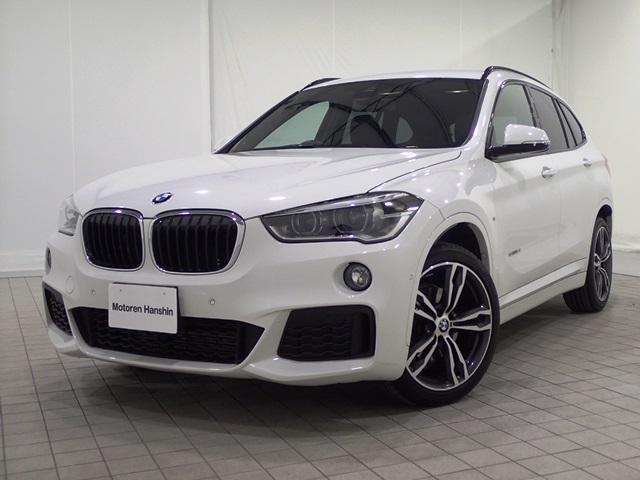 BMW sDrive 18i Mスポーツ認定保証黒レザーOP19AW