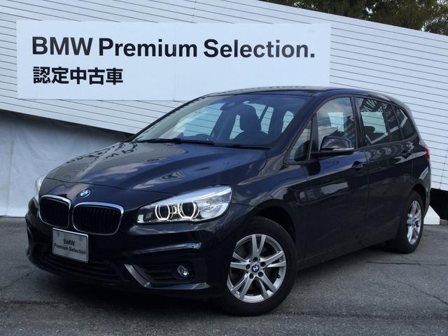 BMW 218iグランツアラープラスセーフティPKGACCHDDナビ