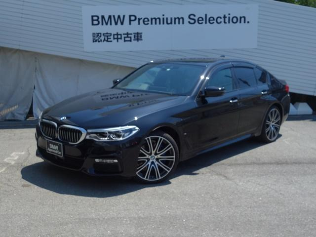 BMW 530e MスポーツサンルーフOP20AW1オーナー地デジ