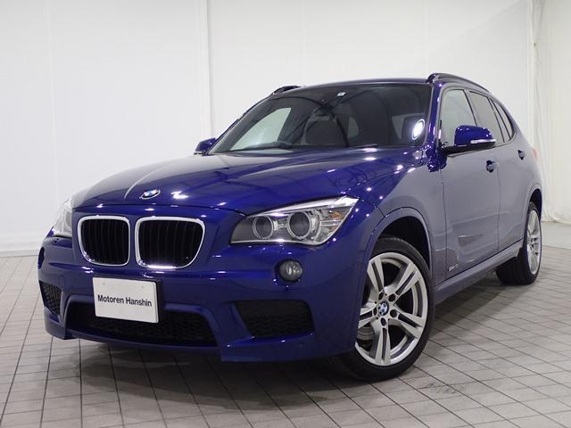 BMW sDrive 18i Mスポーツ 認定保証付キセノンHDD