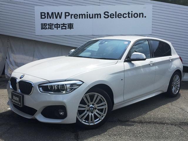 BMW 118d MスポーツPサポクルコンLEDライトMコレクション