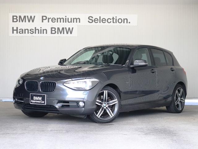 BMW 120i スポーツ認定保証純正HDDナビPサポ17AW