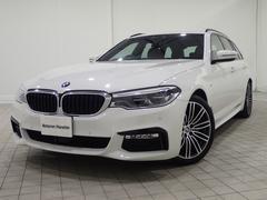 BMW523iツーリングMスポーツ 認定保証LEDヘッドACC