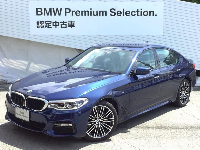 BMW 523iMスポーツ認定保証イノベーションHUDワイヤレス充電