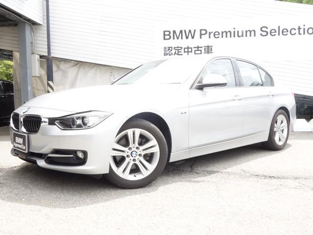 BMW 320d スポ-ツ認定保証ACCパドルシフトDアシスト