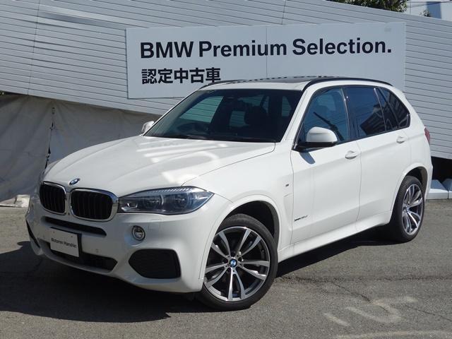 BMW xDrive 35d Mスポーツ認定保証セレクトPKGLED