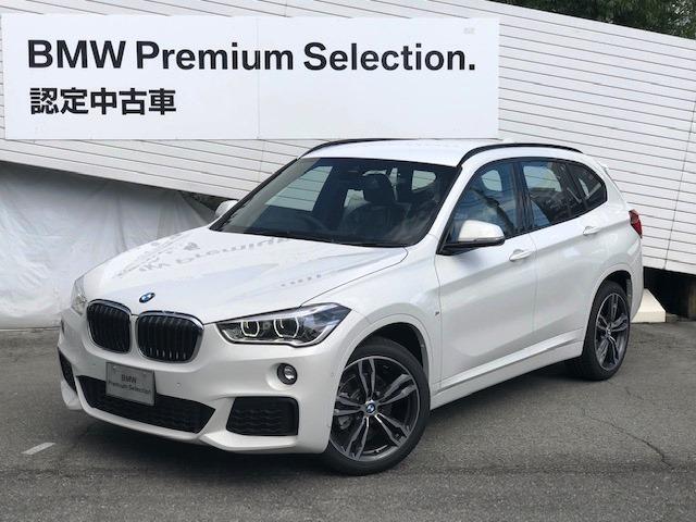 BMW xDrive18dMスポーツ元デモカアップグレード電動シート