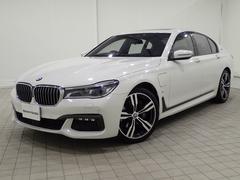 BMW740eアイパフォーマンス Mスポーツ認定保証黒レザ−