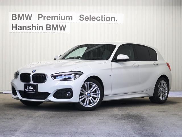 BMW 118dMスポーツ認定保証コンフォートPワンオーナーPサポ