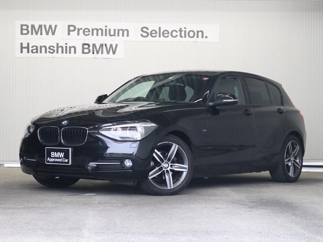 BMW 116iスポーツ純正HDDナビ純正OP17AW地デジ認定保証