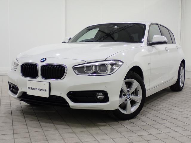 BMW 118dスポーツ認定保証コンフォートPサポタッチパネル