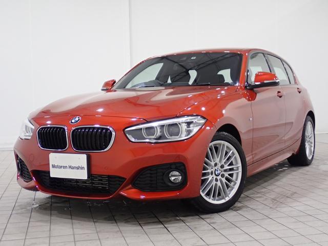 BMW 118d MスポーツPサポタッチパネルナビ認定保証