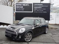 MINIクーパーSD セブン認定保証限定車BカメラLEDライト