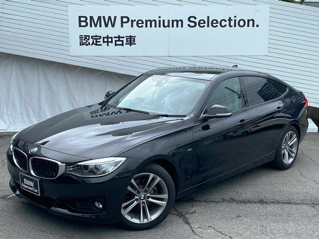 BMW 320iグランツーリスモスポーツ認定保証ACCインテリセーフ