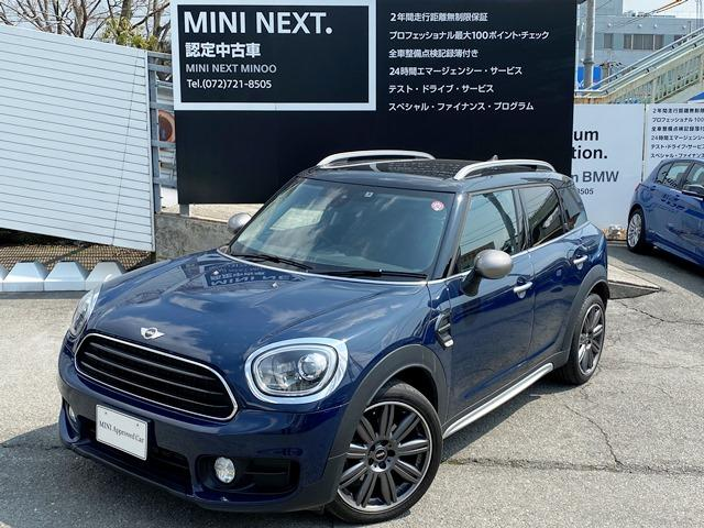 MINI MINI クーパーDクロスオーバーDアシストACC19AW地デジHDD
