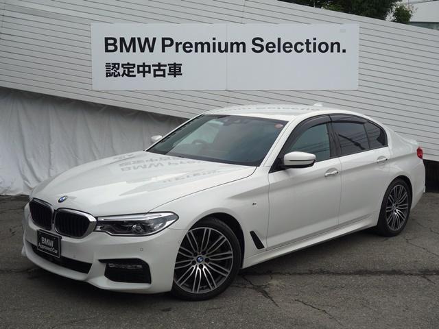 BMW 5シリーズ 523d Mスポーツ 523dMスポーツイノベーションPKG★ヘッドアップディスプレー★ディスプレイキー★タッチパネルHDDナビ★Bカメラ★全周囲モニター★純正18インチAW★