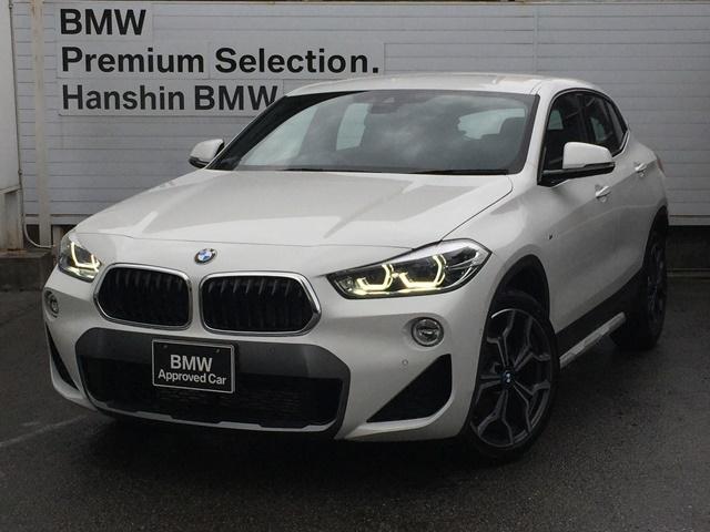 BMW sDrive 18i MスポーツX 元弊社デモカー 純正HDDナビ バックカメラ 電動リアゲート 純正19インチAW シートヒーター インテリジェントセーフティー Bluetoothオーディオ 前後PDCセンサー 認定保証