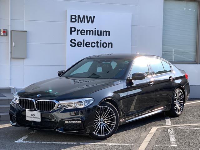 BMW 523i Mスポーツ ブラックレザーシート シートヒータ イノベーション・ハイラインPKG 純正HDDナビ LEDヘッドライト メモリー付電動シート バックカメラ パークディスタンスコントロール ミラーETC 電動トランク