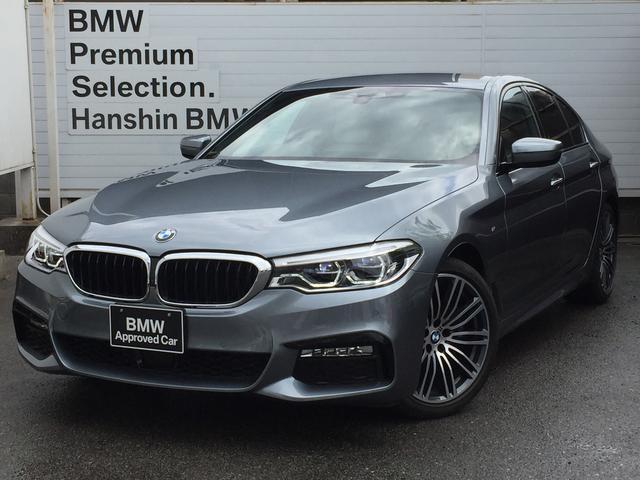 BMW 530i Mスポーツ 純正HDDナビ 白レザー シートヒーター Mブレーキ Mサスペンション アダプティブLED 純正19インチAW アクティブクルーズ 360度カメラ フルセグTV オートエアコン 電動トランク G30