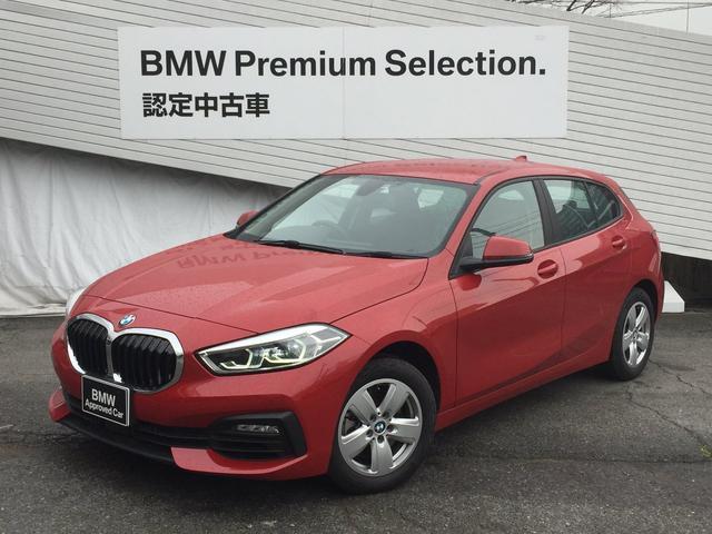 BMW 118i ナビパッケージ LEDヘッドライト バックカメラ ソナーセンサー ミラーETC 純正16インチAW パーキングアシスト ワイヤレス充電 インテリジェントアシスタント