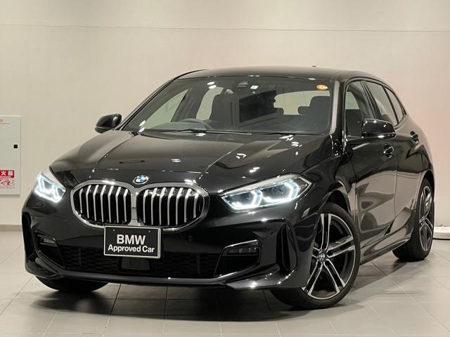 BMW 1シリーズ 118i Mスポーツ ナビパッケージ コンフォートパッケージ アクティブクルーズコントロール バックカメラ 電動シート AI音声認識ナビ リバースアシスト LEDヘッドライト 18インチAW ETC 衝突軽減ブレーキ
