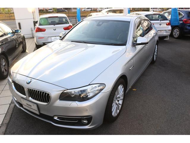 BMW 523d ラグジュアリー 全国2年無償保証