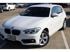 BMW118d スポーツ 弊社展示車輛 全国2年無料保証