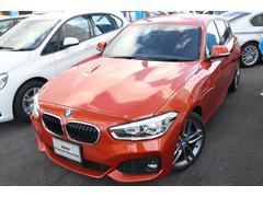 BMW118i Mスポーツ 弊社展示車輛 全国2年無料保証