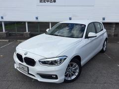 BMW118i パーキングサポートP 認定中古車