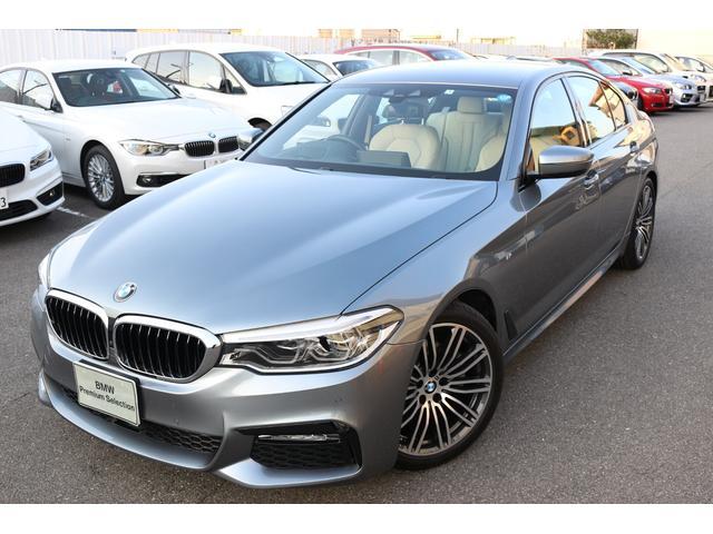 BMW 523d Mスポーツ デビューP 認定中古車